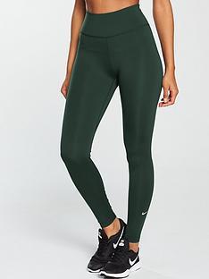 nike-the-one-legging-dark-green
