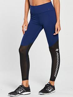 nike-the-one-sport-distort-leggings-blue