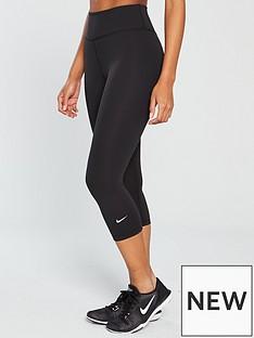 nike-trainingnbspthe-one-capri-legging-black