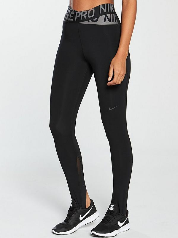 outlet boutique price reduced arrives Training Pro Intertwist Legging - Black