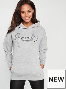 superdry-alice-boyfriendnbsphoodienbsp--grey