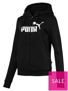 puma-logo-hooded-jacket-black