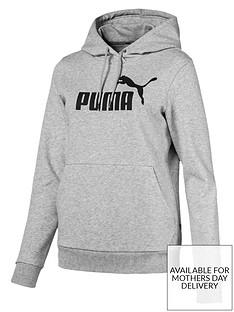 puma-essentials-logo-hoodynbsp--greynbsp