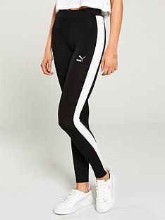 puma-classics-logo-t7-legging-blackwhitenbsp