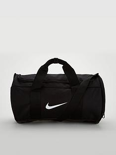 Nike Team Duffel Bag - Black 664e015574bcc