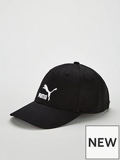 Puma Archive Logo BB Cap - Black a6dc01c88d20