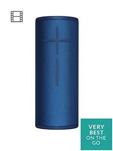 Ultimate Ears BOOM 3 BluetoothSpeaker - Lagoon Blue