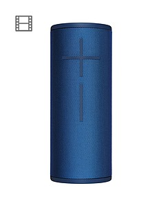Ultimate Ears BOOM 3 Bluetooth Speaker - Lagoon Blue
