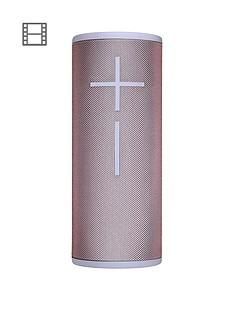 Logitech BOOM 3 BluetoothSpeaker- Seashell Peach