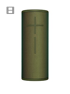 Ultimate Ears BOOM 3 Bluetooth Speaker - Forest Green