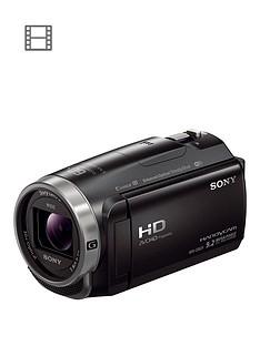 Sony HDR-CX625 Handycam with Exmor R CMOSSensor - Black