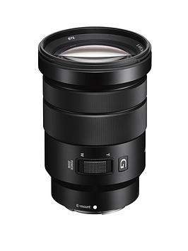 Sony SELP18105G E 18-105mm F/4-22 OOS Telephoto Camera Lens