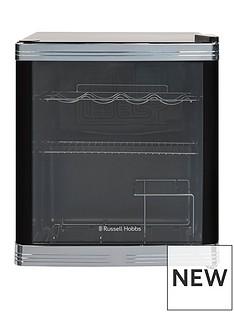 russell-hobbs-rhgwc1b-glass-door-bottle-amp-drinks-cooler-black