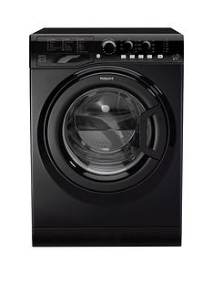 Hotpoint FML742K 7kg Load, 1400 Spin Washing Machine - Black