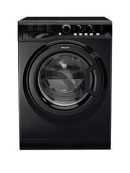 Hotpoint Fml942K 9Kg Load, 1400 Spin Washing Machine - Black
