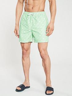 nicce-tarcola-swim-shorts-mint