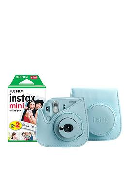 fujifilm-instax-instax-mini-9-ice-blue-instant-camera-bundle