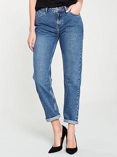 d6f80fffc9 V by Very Taylor Boyfriend Fit Jeans - Light Wash