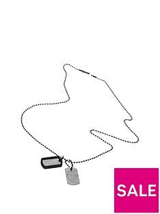 diesel-steel-dog-tag-necklace