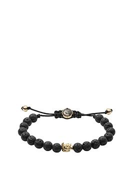 diesel-diesel-steel-slider-bracelet-in-black-and-gold-with-semi-precious-detail