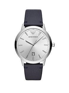 emporio-armani-emporio-armani-ruggero-silver-date-dial-blue-leather-strap-mens-watch