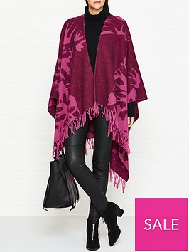 mcq-alexander-mcqueen-cut-up-swallow-print-cape-red