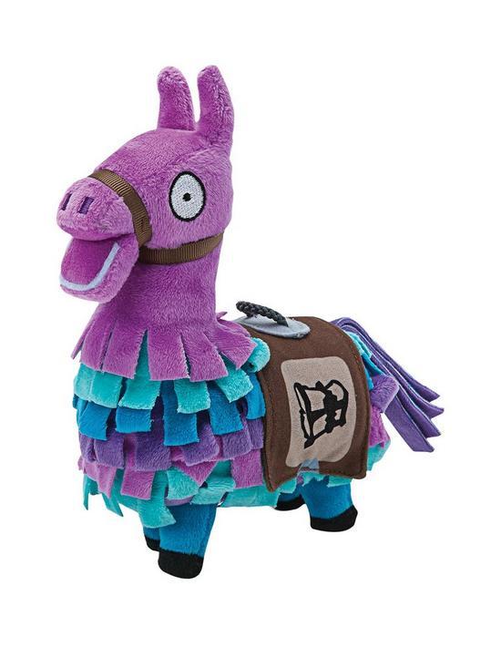 Llama Loot Plush
