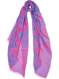 mcq-alexander-mcqueen-swallow-print-scarf