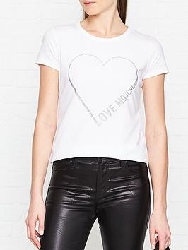 love-moschino-heart-logo-short-sleeve-t-shirt-white