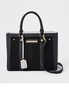 river-island-tote-bag-black
