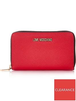 love-moschino-logo-medium-saffiano-zip-wallet-red