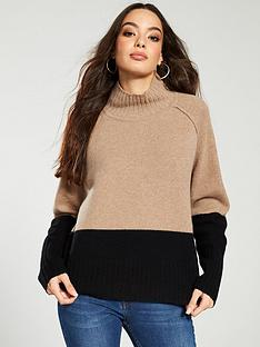 whistles-colour-block-jumper