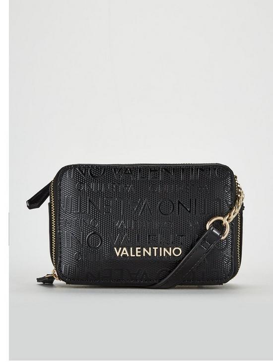 97904fd323fb Valentino By Mario Valentino Valentino By Mario Valentino Serenity Black  Crossbody Bag