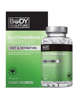 body-sculpture-glucomannan-6-plus-weight-loss-fuel-1-bottle-180-capsules