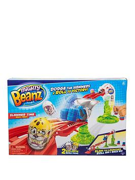Mighty Beanz Slammer Time Race Track S1