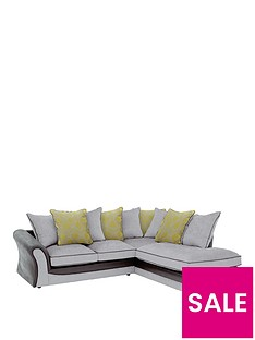 milan-fauxnbspleather-and-fabric-right-hand-corner-chaise-scatter-back-sofa