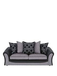 milan-fauxnbspleather-and-fabric-3-seaternbspscatter-back-sofa