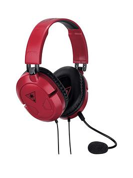 turtle-beach-recon-50-red-wired-headset-pc