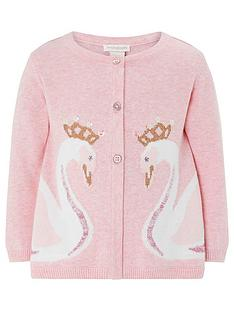 monsoon-baby-savannah-swan-cardigan