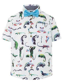 monsoon-olly-iguana-short-sleeve-shirt-bow-tie