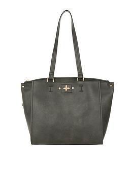 Accessorize Kimberley Shoulder Bag - Grey