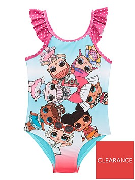 lol-surprise-girls-swimming-costume-multi