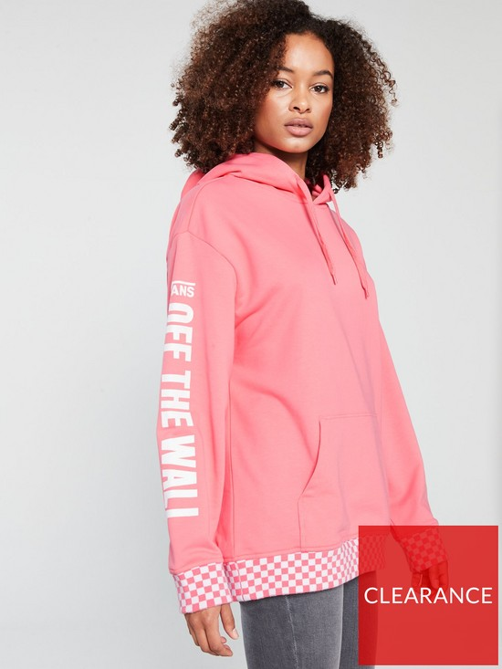 b2ced2f9c6 Central Hoodie - Pink/White