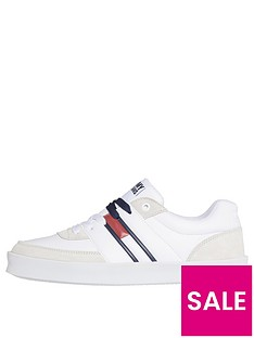 440d184991da5 Tommy Hilfiger Light Sneakers - White