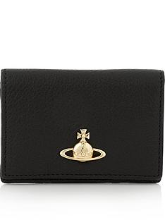 vivienne-westwood-balmoral-card-holder-black