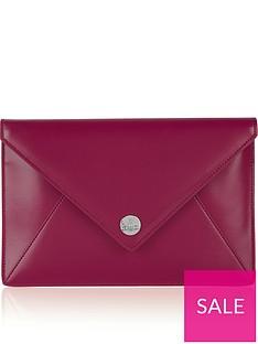 vivienne-westwood-conduit-envelope-pouch--nbspdark-pink