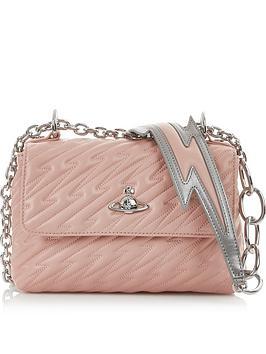 vivienne-westwood-coventry-medium-orb-handbag-pink