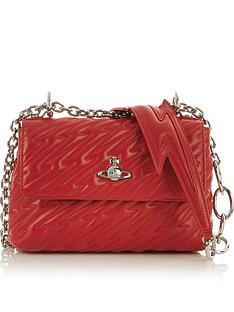 vivienne-westwood-coventry-medium-orb-handbag-red