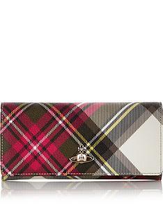 vivienne-westwood-derby-tartan-classic-wallet