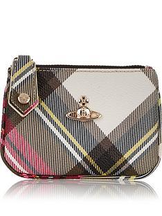 vivienne-westwood-derby-classic-tartan-coin-purse
